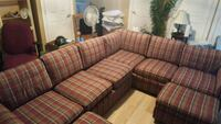 Sectional Couch with two ottomans Woodbridge, 22193
