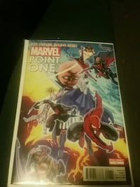 Marvel Point One Comic Abbotsford, V2T 5B6