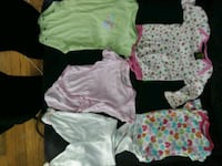 New clothing for baby girl sizes 0-3