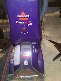 Bissell proheat pet carpet cleaner Des Moines