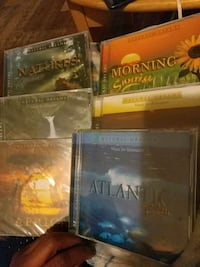 Natural Dreams: Music for relaxation 6-disc  Tallahassee