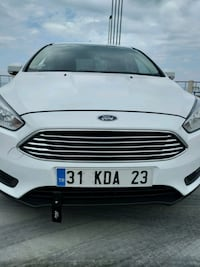 2016 Ford Focus 1.6L TI-VCT 125PS EU6 4K TREND X