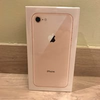 iphone 8 gold 64gb Bowie