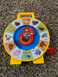 Fisher Price see and say the farmer says Sykesville, 21784