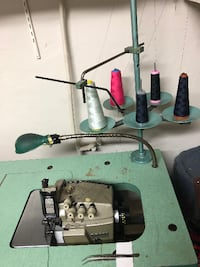 Industrial Sewing Machine Overlock 5 stitch MAUSER SPEZIAL NEGOTIABLE MONTREAL