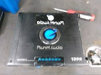 planet audio ac1200-2 channel amp Norman