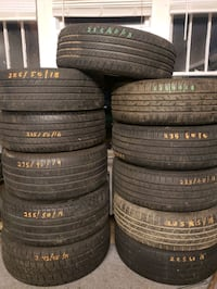 TIRES FOR SALE starting at 25.oo Attleboro, 02703