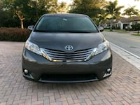 Toyota - Sienna - 2017 Coral Springs, 33071