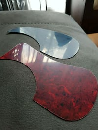 Guitar pickguard/ scratch guard $8 for BOTH  London