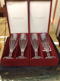 four assorted color of wine glasses Vienna, 22182