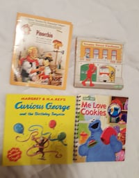 Book Lot of 4