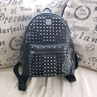 AUTHENTIC MCM studded backpack Willingboro, 08046