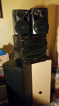 Fisher Stereo