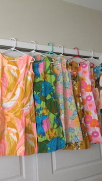 6 dresses made in Hawaii size sm/med- selling for $5.00 each. Glassboro, 08028