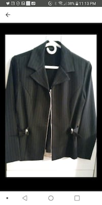 Black stripes blazer med Laval, H7M 4A2