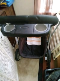 Graco click connect car seat stroller Herndon, 20171