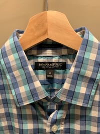 NEW Banana republic men's button up shirt Gaithersburg, 20878