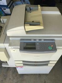 white, beige, and gray copier machine Woodbridge, 22192