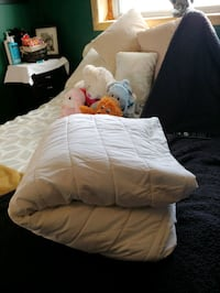 King-size mattress cover