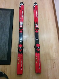 Atomic Pro (6'22) Race Skiis  Burlington, L7R 2G6