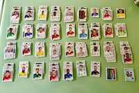 Panini world cup stickers Alhambra, 91803