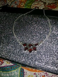 silver-colored flower necklace Prescott Valley, 86314