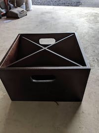 Storage organizer box