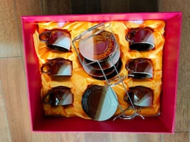 Tea cup/Tray set