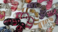 Sandals for girls from $5