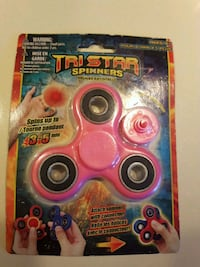 Collectible Tristar spinner