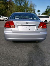 Honda  Civic  - 2002 - 2002 Laurel