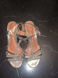 Heels from brasil size 7  Vancouver, V5W 1R5