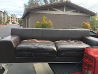 Leather couch San Marcos, 92069