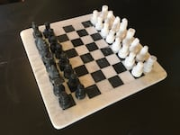 Black and white chess board Oxon Hill, 20745