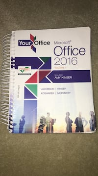 Your Office Microsoft Office 2016 Volume 1 book