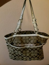 Coach purse gently used great condition Aubrey, 76227