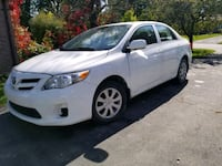 2013 Toyota Corolla 5speed manual  Brampton