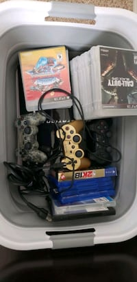 PS3 80 GIG CONSOLE AND GAMES Wildomar, 92595