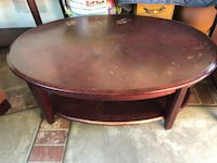 Coffee table with 2 end tables Placentia, 92870