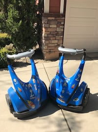 Automatic scooters set of 2 Eastvale