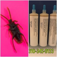 Labor Day Sale! Cockroach poison Termine las cucarachas veneno finish cockroaches  advion Finish all nasty roaches!   Pick up in Gardena  Today! Now! Now!  Now!   Remedio de cucarachas. Cockroach poison remedy. Finish them today   ‼$10 each if you buy 5 o Gardena, 90247