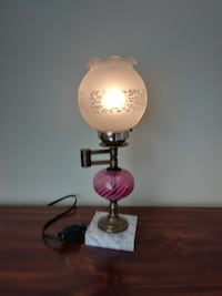 Antique working swivel desk lamp St. Catharines, L2R 4T6
