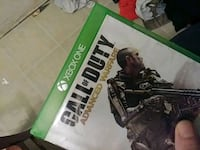 Xbox One Call of Duty Advanced Warfare game case Soddy-Daisy, 37379