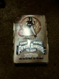 95 Power Ranger Collector Pack New Port Richey, 34654