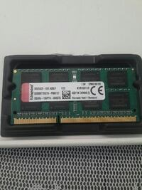 Kingston 8gb 1600 Mhz Laptop RAM