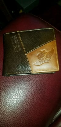 LEATHER WALLET MEN NEW