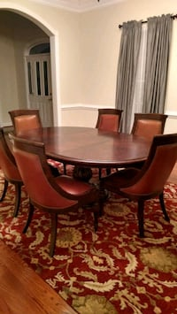 Artistica Dining Room Table and 6 chairs