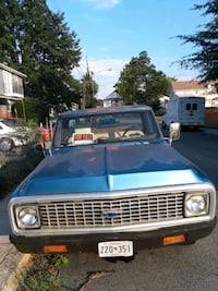 1972 Chevrolet C1500 North Brentwood