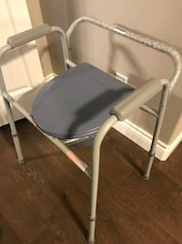 Brand New Adult 3-in-1 Shower, Bedside Commode and toilet chair Oklahoma City, 73142