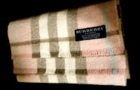 BN Authentic Burberry Pink Winter Classic Scarf Windsor, N8R 1A2